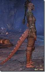 Argonian Templar Novice - Female Rightg