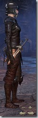 Breton Nightblade Veteran - Female Right