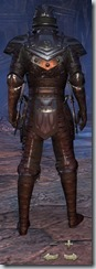 Breton Nightblade Veteran - Male Back