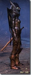 Dark Elf Dragonknight Veteran - Female Right