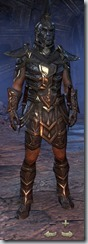Dark Elf Nightblade Veteran - Male Front