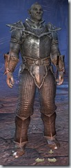 Orc Dragonknight Novice - Male Front