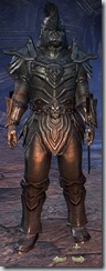 Orc Dragonknight Veteran - Male Front