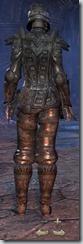 Orc Nightblade Veteran - Female Back