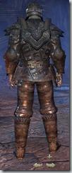 Orc Nightblade Veteran - Male Back