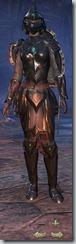 Redguard Dragonknight Veteran - Female Front