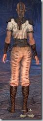 Redguard Nightblade Novice - Female Back