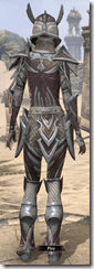 Altmer Calcinium - Female VR1 Normal Back