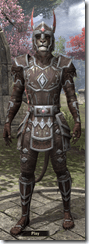 Imperial Brigandine - Male VR1 Normal Front