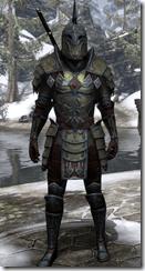 Imperial Dwarven - Male 36 Fine Front