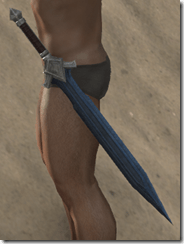 Imperial Voidsteel Sword Normal