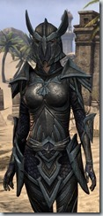 Altmer Ebon - Female 50 Fine Close Front