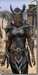 Altmer Ebon - Female 50 Normal Close Front