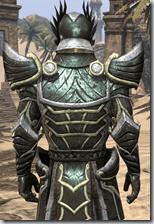 Ancient Elf Iron - Male 1 Fine Close Back