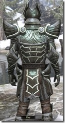 Ancient Elf Steel - Male 16-18 Normal Close Back
