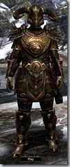 Nord Dwarven - Male 42 Superior Front
