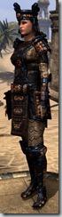 Argonian Obsidian - Female 46 Fine Left