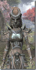 Khajiit Quicksilver - Female VR7 Normal Close Front