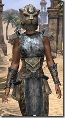Khajiit Iron - Female 14 Fine Close Front