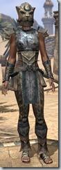 Khajiit Iron - Female 14 Fine Front