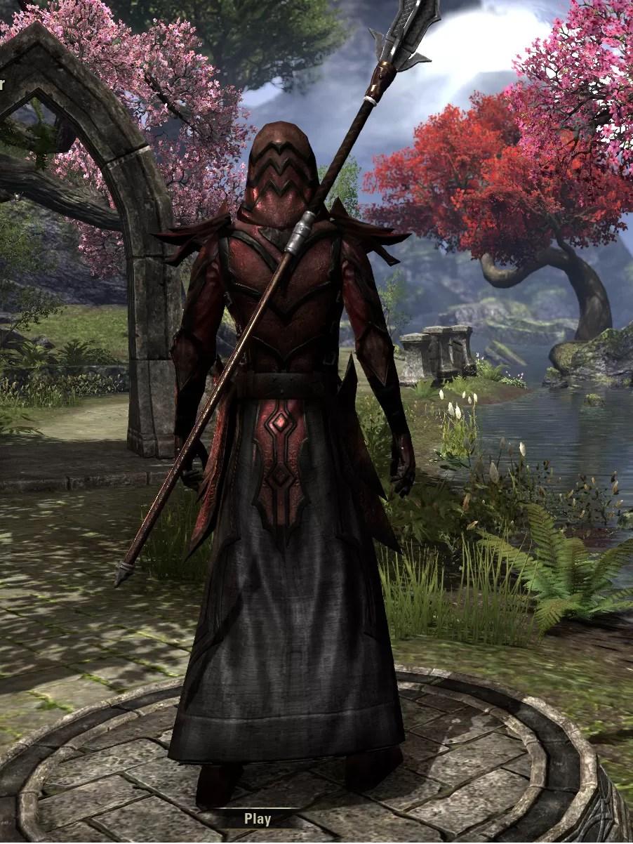 Eso Fashion Kardyn Telvanni Eu Elder Scrolls Online