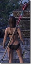 Ruby Ash Xivkyn Legendary Staff