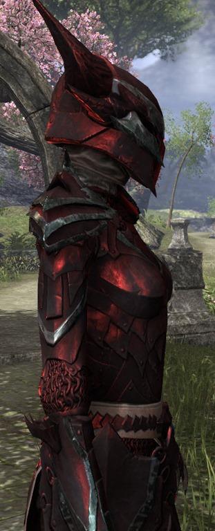Eso Fashion Xivkyn Rubedite Elder Scrolls Online