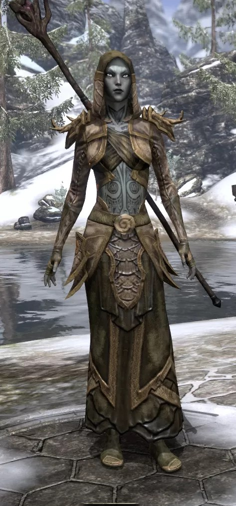 Eso Fashion Cendres D Ames Eu Elder Scrolls Online