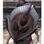 Altmer Ruby Ash Shield