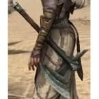 Ancient Elf Calcinium Axe