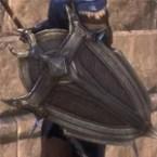 Soul-Shriven Yew Shield