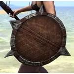 Wood Elf Oak Shield