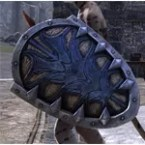Mercenary Nightwood Shield