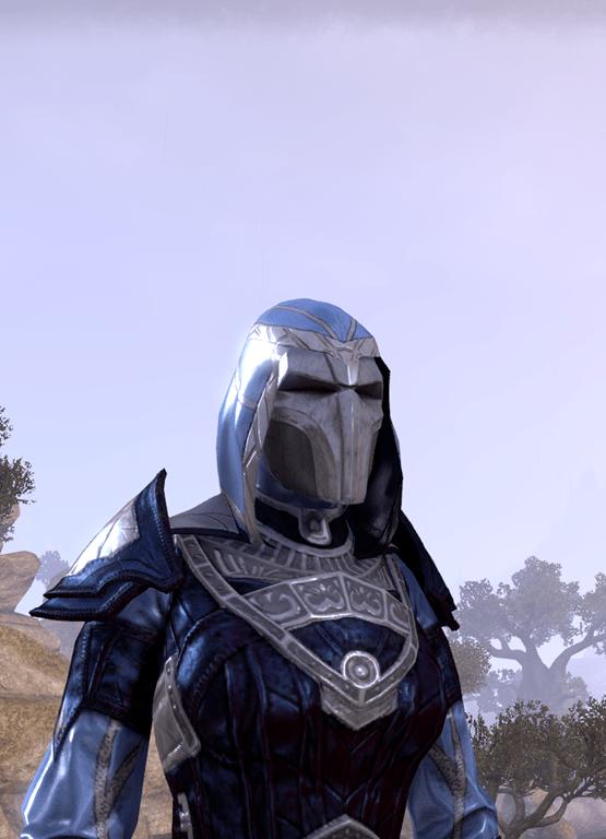 ESO Fashion  Trinimac Shadowhide Elder Scrolls Online