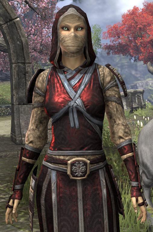 Eso Fashion Akaviri Ancestor Silk Elder Scrolls Online