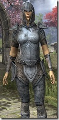 Altmer Iron - Female Close Front