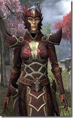 Ancient Elf Rubedite - Female Close Front
