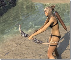 Assassin's League Maple Bow