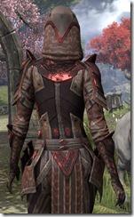 Assassin's League Rubedite - Female Close Back