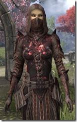 Assassin's League Rubedite - Female Close Front