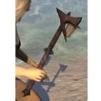 Barbaric Iron Axe