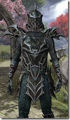 Daedric Quicksilver - Male Close Front