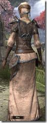 Dunmer Homespun Robe - Female Back