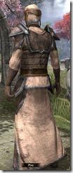 Dunmer Homespun Robe - Male Back