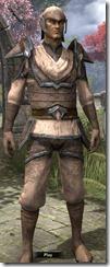 Dunmer Homespun Shirt - Male Front