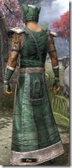 Khajiit Homespun Robe - Male Back