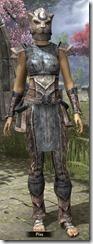 Khajiit Iron - Female Front