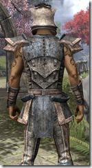 Khajiit Iron - Male Close Back