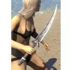 Malacath Iron Dagger