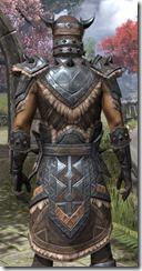 Malacath Iron - Male Close Back